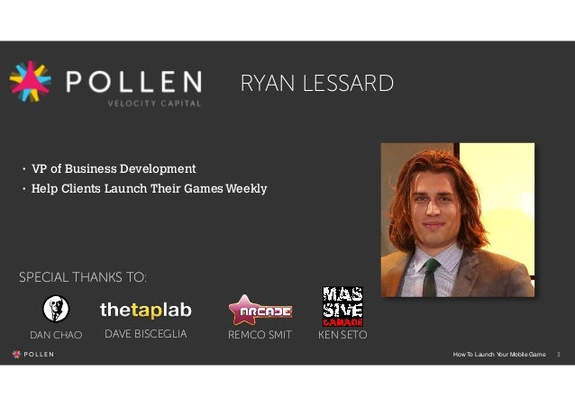 How to successfully launch your mobile game Slide 3