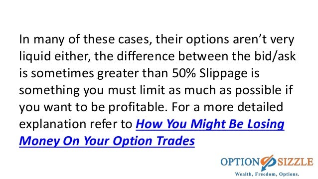 Why aren't option trades reported to irs