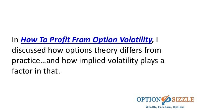 How to trade options successfully