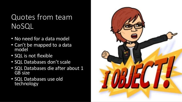 How to Survive as a Data Architect in a Polyglot Database World