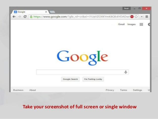 How to take a screenshot on a dell computers or laptops