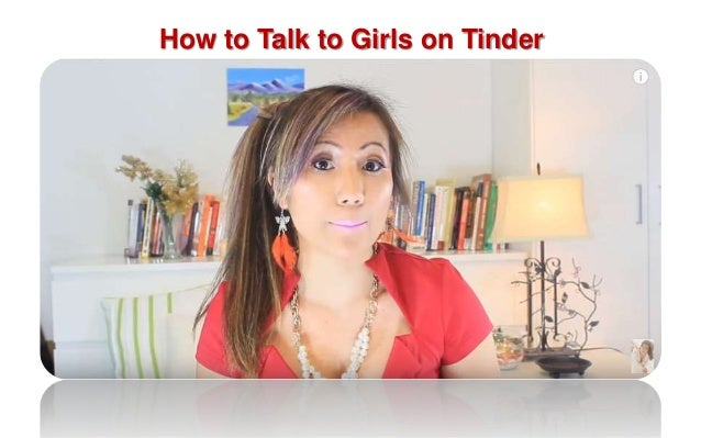 How To Meet Girls On Tinder