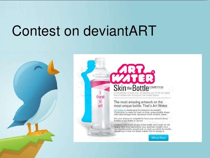 Contest on deviantART