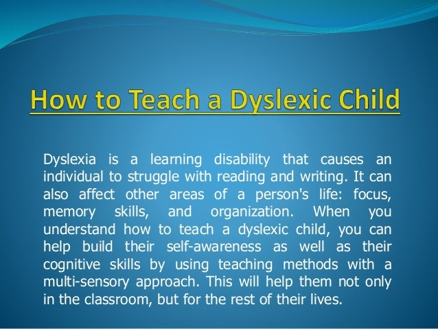 What Are the Symptoms of Dyslexia?