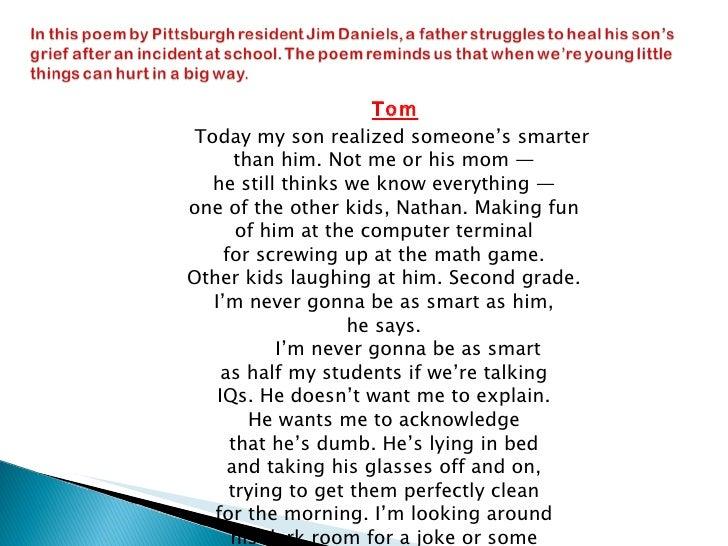 How to Teach a Poem