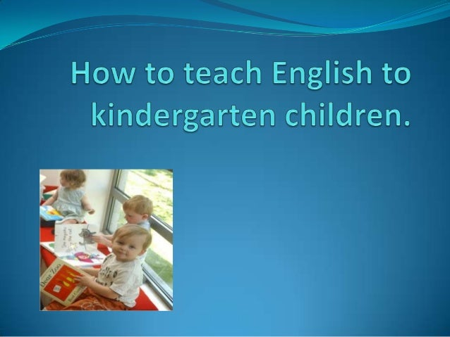 English has become the main language of communication for citizens of the European Union and early learning of English in ...