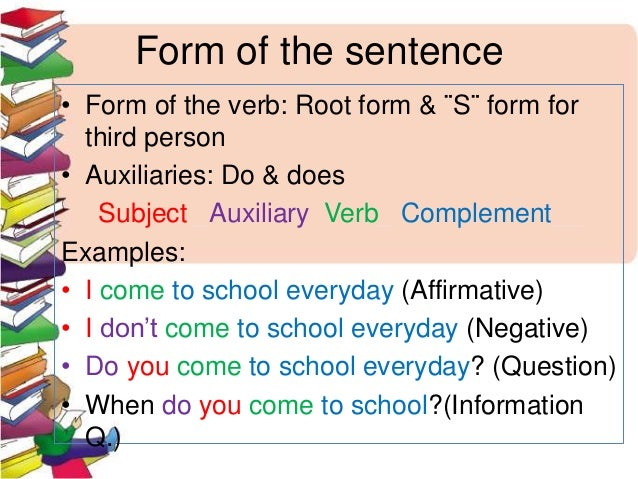 How to teach grammar from example