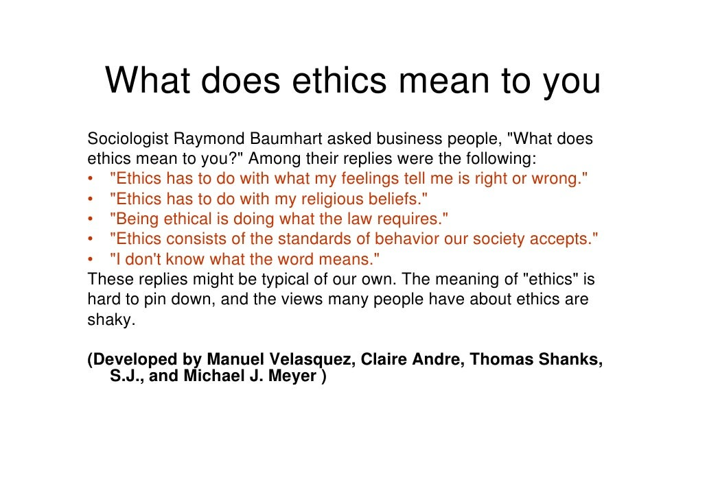 example about what does ethics mean to you essays what does essay on nursing ethics of your title mean that can a college essay ethical issues what does ethics mean to you essays