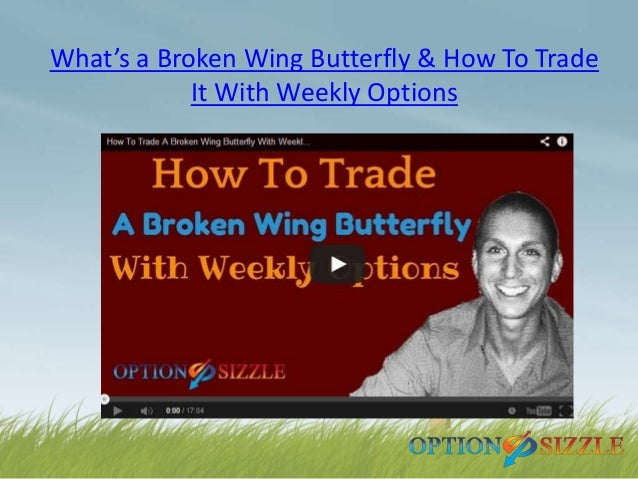 How to day trade weekly options