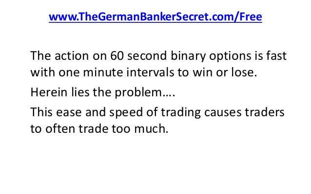 How to predict in binary options