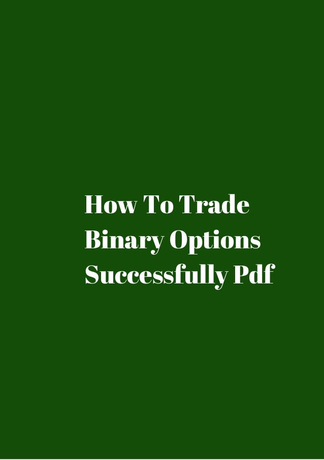 Binary options minimum trade