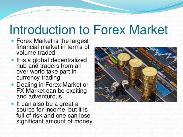 How to start trading in forex