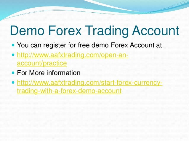 Forex trading startup
