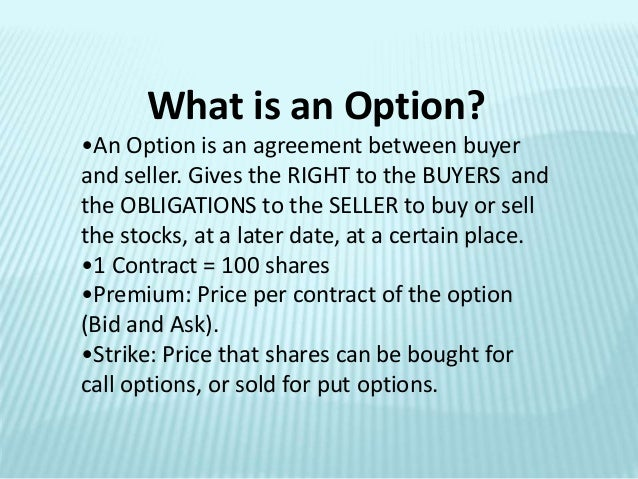 How to option trade stocks