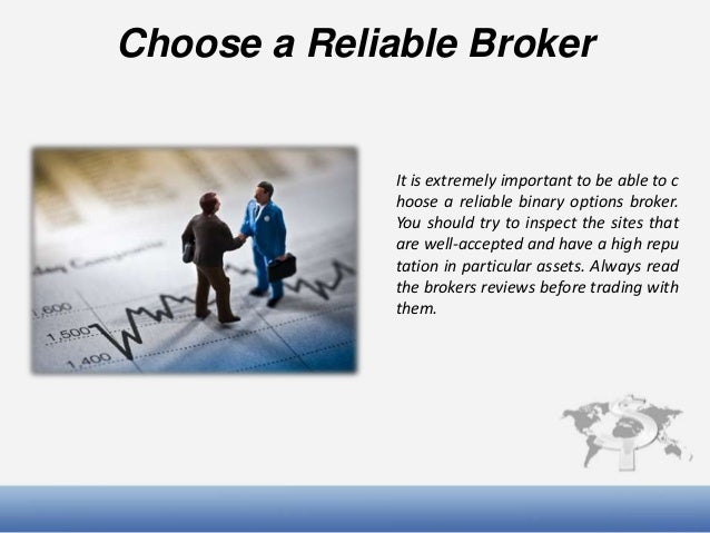 Serious binary options signals providers review