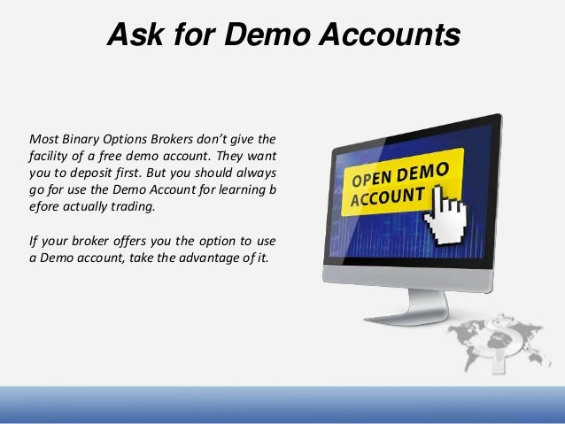And history of binary options trading