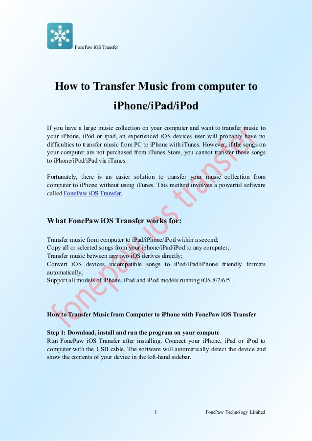 copy music from iphone to computer how to transfer from computer to iphone 2974