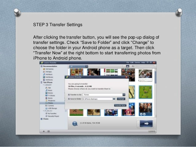 how to send photos between iphones