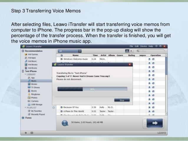 how to download voice memos from iphone to computer