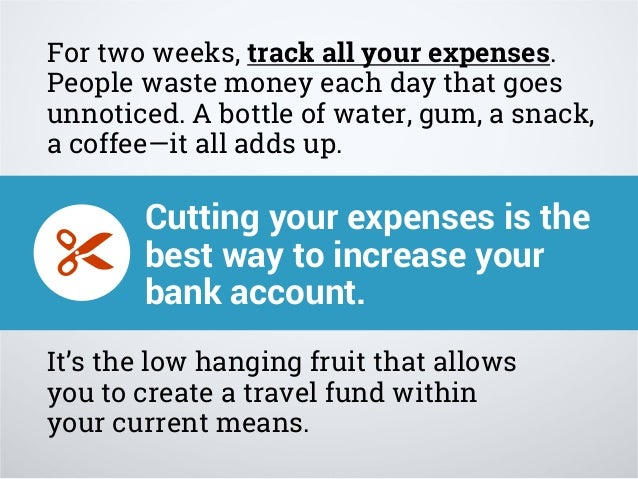 Here are some simple ways to cut back 1) CUT THE COFFEE – Coffee is the little thing that quietly drains your bank account...