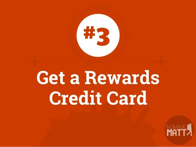 Why pay for travel when you can get it for free? Use a travel rewards credit card to earn points and miles that can be red...