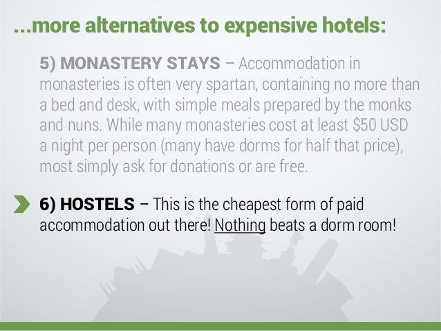 #9 Use a Hospitality Network