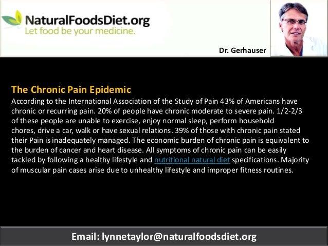 natural foods diet dr gerhauser