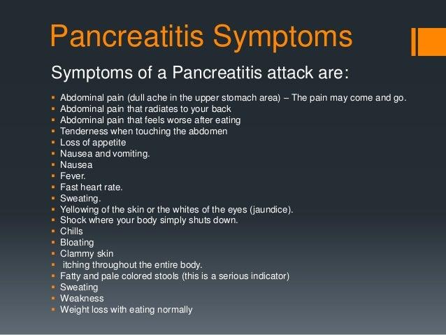 Image result for pancreas disease symptoms