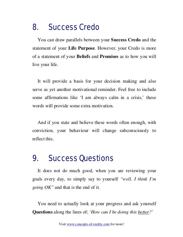 How To Turning On Your Dreams Into Reality Pdf
