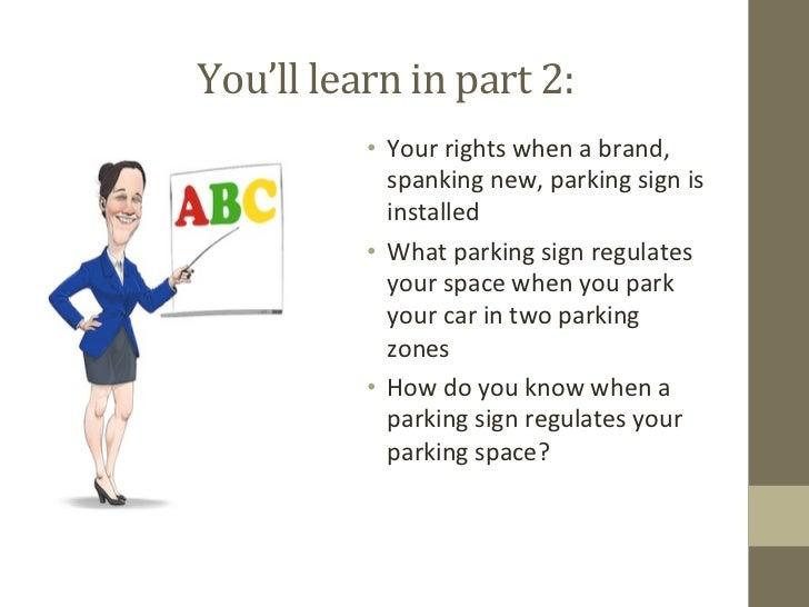 Understanding NYC Parking Sign Language-part 3