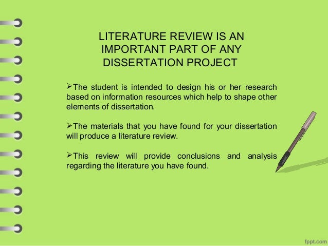 The Importance Of Review Of Related Literature In A Research Paper