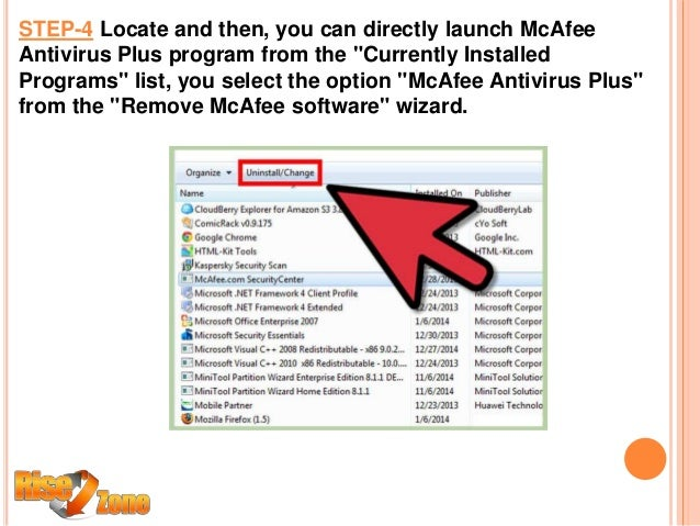 how to add exceptions to mcafee antivirus plus