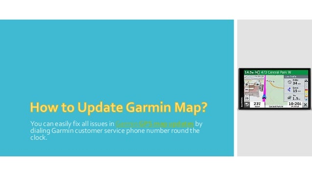 How To Update Garmin >> How To Update Garmin Map
