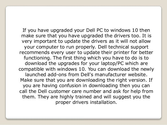 How to update the system drivers on your windows 10 dell pc and lapto…