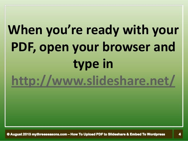 Pdf From Slideshare.net