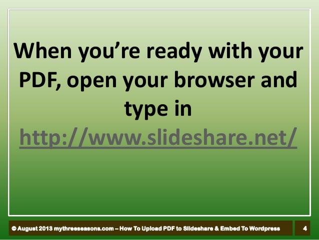 Pdf From Slideshare.net