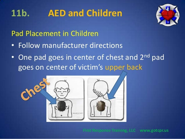 how to use an automated external defibrillator  aed