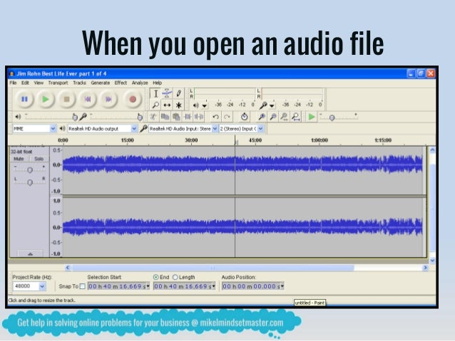 How to Use Audacity for Easy Recording and Editing of Your