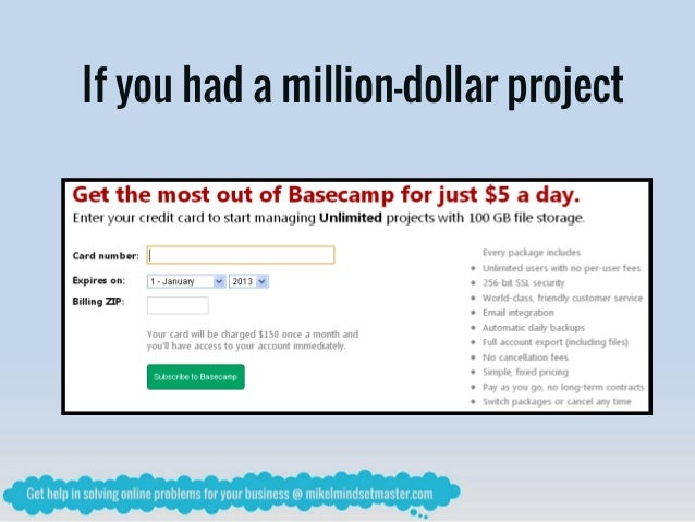 how to use basecamp effectively