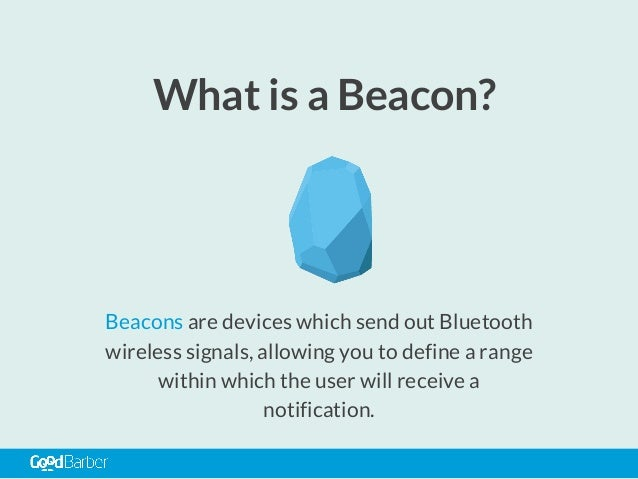 How to Use Beacons