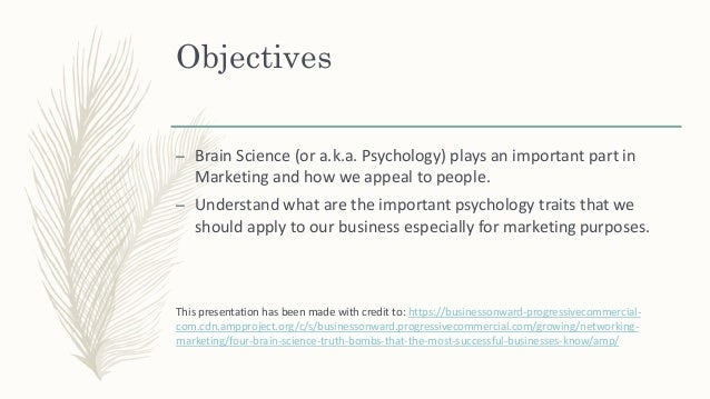 How To Apply Brain Science Of >> How To Use Brain Science Truth Bombs To Make Our Business More Succes