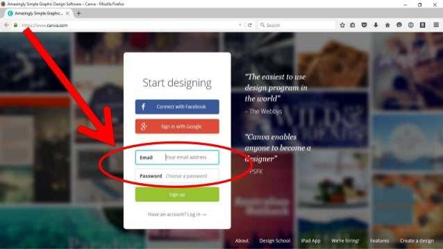 How To Make A Book Cover In Canva ~ How to use canva make a facebook cover photo