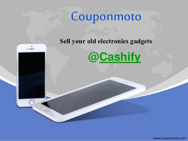 How to Use Cashify Coupon Code