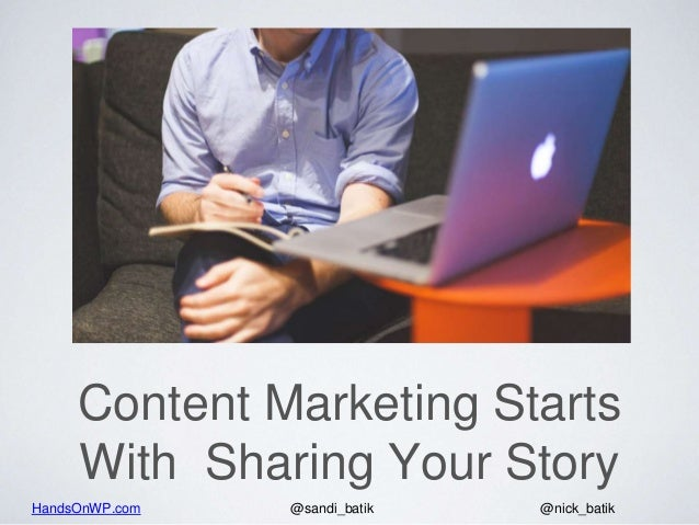 How to use content marketing to attract your target audience Slide 3