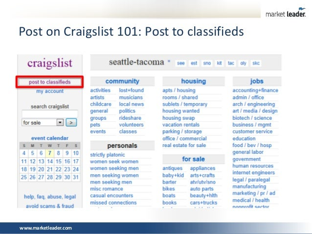 Craigslist dallas classifieds personals