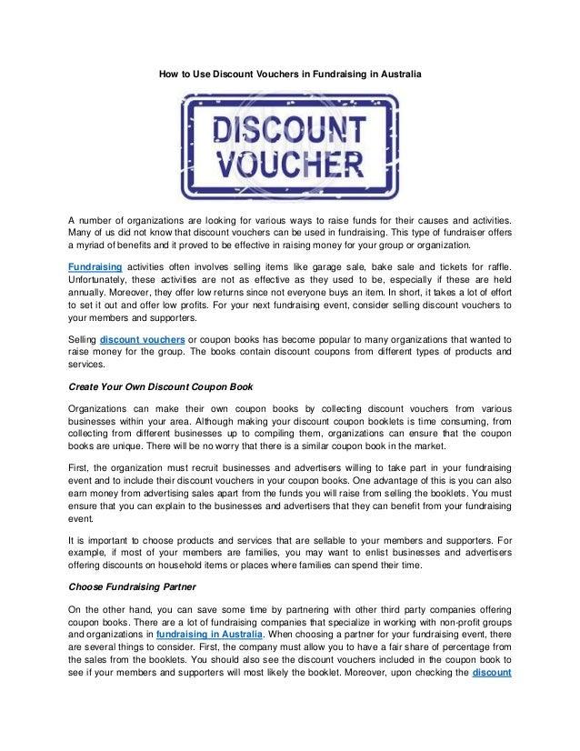 discount coupon books australia