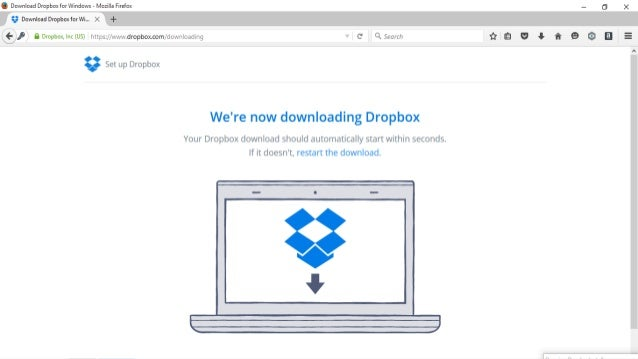 how to open dropbox files