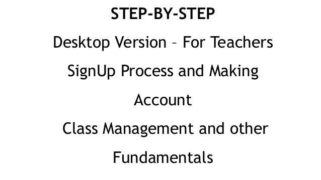 Using Edmodo LMS for Online Teaching-Learning Slide 2
