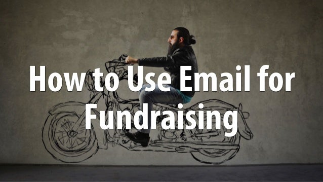 How to Use Email for Fundraising