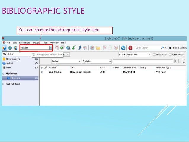 import pdf into endnote basic